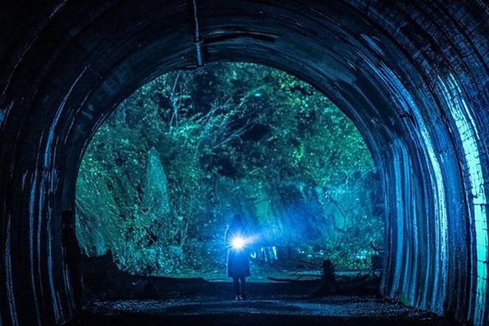 Đường hầm Inunaki, Nhật Bản