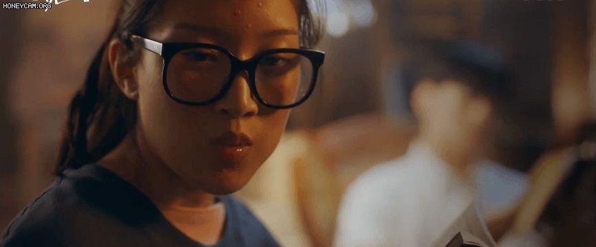 Mặc mộc xấu xí của Joo Kyung